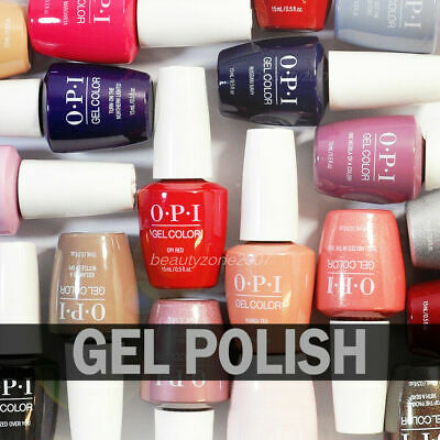 15ML Nail Polish Varnish UV/LED Soak Off OPI GelColor Art Pick any