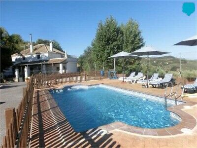 Spanish Cortijo Near Granada 6 bed Large Pool Fantastic Views