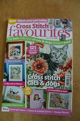 Cross Stitch Favourites Magazine Special Issue(2009) - Pets