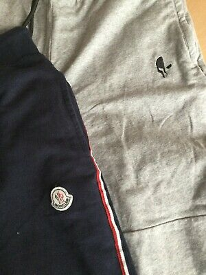 2 pairs tracksuit bottoms