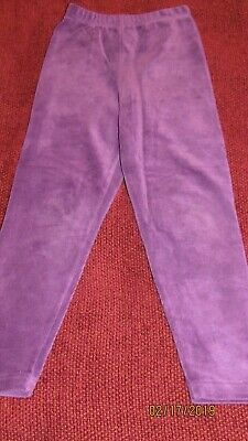 "Girls Size 6x ""Sonoma"" Purple Soft Corduroy Leggings - FREE Shipping"