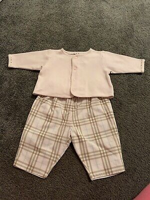 Burberry Baby Girls Outfit