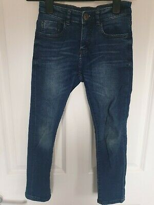 zara boys 8 years skinny jeans in good condition