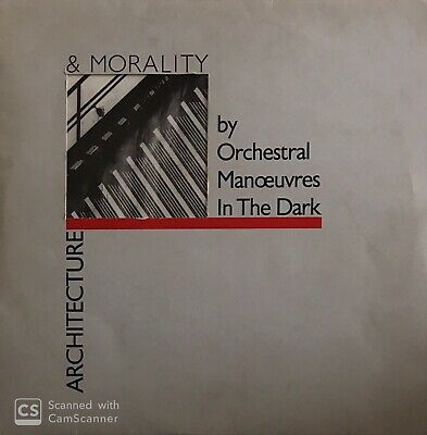 Orchestral Manoeuvres In The Dark ‎– Architecture & Morality Vinyl LP DID12