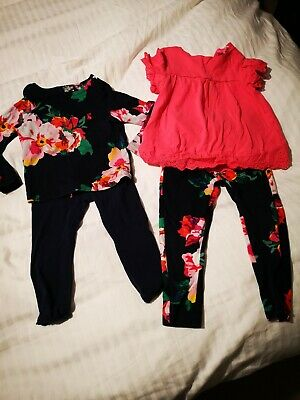 Joules Bundle Outfits Tops And Leggings Mix N Match Age 2