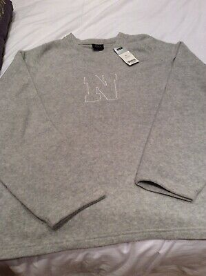 Mens Fleece Sweatshirt by NEXT - XL Brand New With Tags
