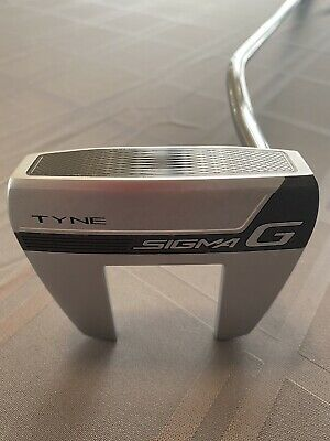 Used Ping Sigma G Tyne Putter Red Dot 32 Inches w/ headcover, excellent shape!