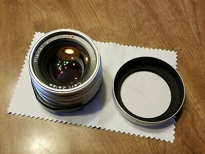 Contax G Planar 45mm F2 Carl Zeiss Lens For G1/G2