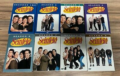 Seinfeld - The Complete Series (DVD)