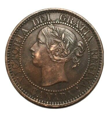 1859 - Canada Large Cent