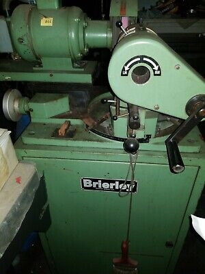 Brierley Model ZB32 Precision Drill and Tap Grinder -->> Lots of ACCESSORIES!!