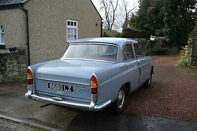 1968 Morris Oxford - Once So Common & Now Rarely Offered. Very Pretty Example!