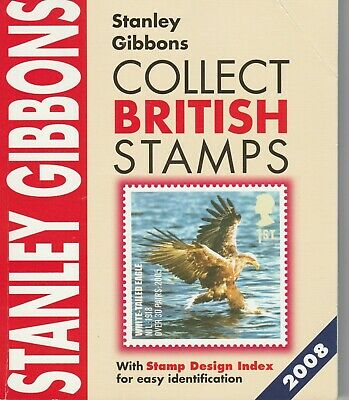 Collect British Stamps 2008 (Stanley Gibbons)