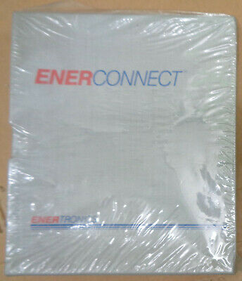 EnerConnect by Enertronics - MINT, SEALED - 1989. For IBM PC, XT