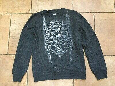 Next...boys Batman Jumper / Sweater / Top... Age 10 Years...worn Once