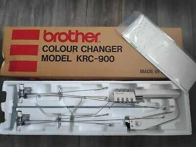 Brother Knitting Machine Colour Changer Model KRC-900 Excellent condition.