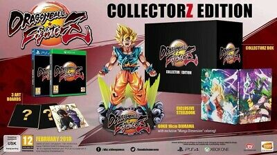 Dragon Ball FighterZ - CollectorZ Edition PS4 [Playstation 4] NEU OVP