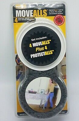 New WORKFORCE MoveAlls and Protectalls Slides Furniture Movers Floor Protectors