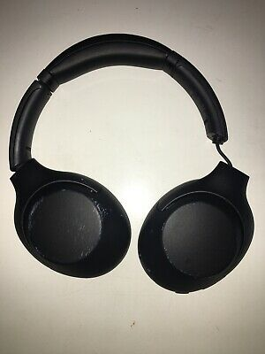 Sony WH-XB900N Extra Bass Wireless Bluetooth Noise Canceling Headphones, Black