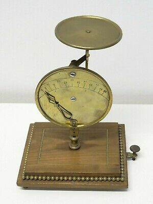 Briefwaage Frankreich, Letter Scale, Pese Lettre