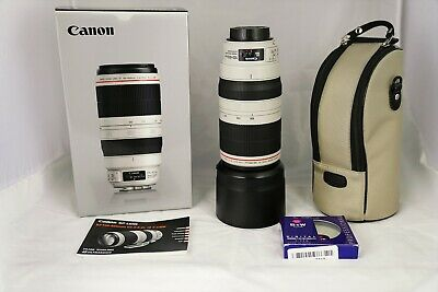 Canon EF 100-400mm f/4.5-5.6L IS II USM Lens (Image Stabilized) Very Good