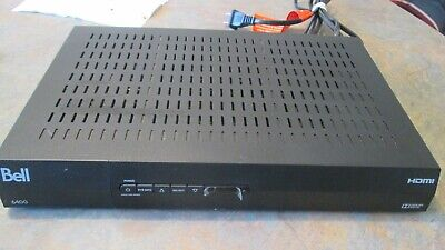 Bell 6400 / PVR ready HD satellite receiver  (for part or repair)