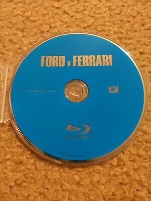 Ford V Ferrari 2019 - Blu-Ray - Like-New