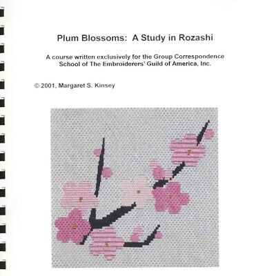 Plum Blossoms: A Study in Rozashi - Margaret S. Kinsey