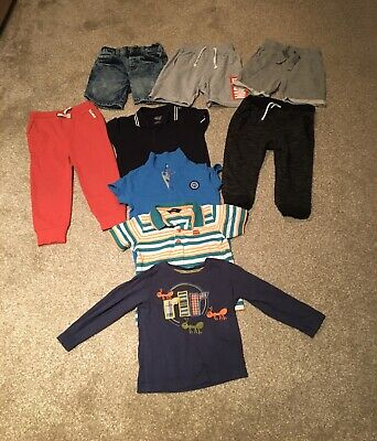 Boys Clothes Bundle Age 2-3 Years GAP, NEXT and more