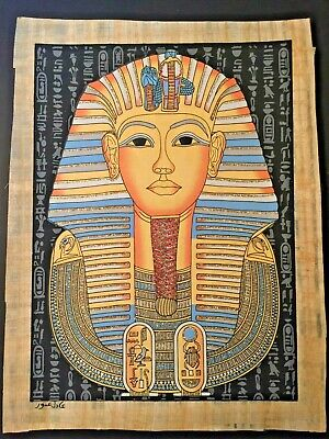 Glow in The Dark Egyptian Papyrus