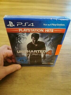 Uncharted 4 A Thief's End  - PS4 Sony Playstation 4 Pro Neu