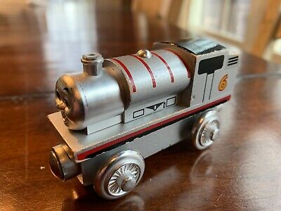 Thomas & Friends Wooden Railway Limited 60 Year Edition Percy Learning Curve
