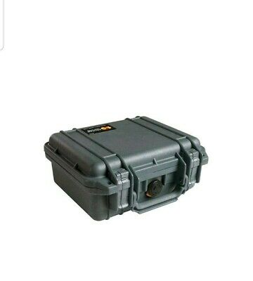 Pelican 1200 Hard Plastic Case with Pick and Pluck Foam Set