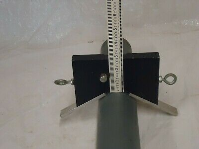 Brunson  K&E  Optical Alignment  Vee block scale  holders