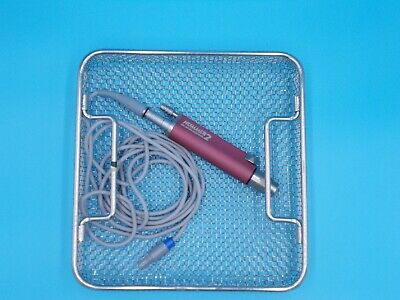 Stryker Endoscopy Hummer 2 ENT Handpiece with Cable & Basket # 290-601