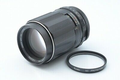 Excellent Smc Takumar 135mm F/3.5 M42 Support Mf Objectif de Japon 111164