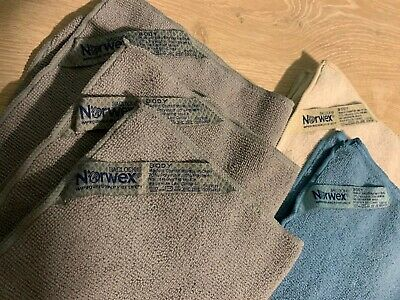 Norwex Body Cloths Set Of 5 GREAT DEAL