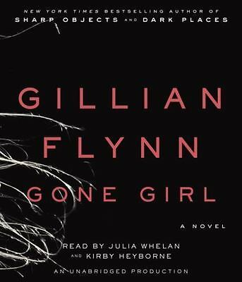 GUC Gone Girl by Gillian Flynn (2012, CD, Unabridged) FREE US SHIPPING