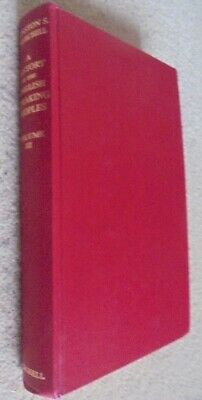 A history of the English speaking peoples. Volume III.  Winston Churchill.