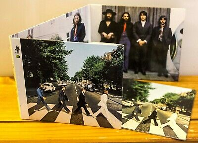 """The Beatles: """"Abbey Road"""" 2009 Re-Mastered Cd"""