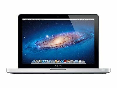Apple Macbook Pro 13.3 In 2.9 Ghz Core i7 8Gb Ram 750HD (2012)  12 M Warranty A