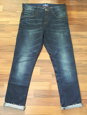 schöne TOM TAILOR Jeans, Gr. 170, blau, Stretch, denim, Jungenjeans, Top!!!