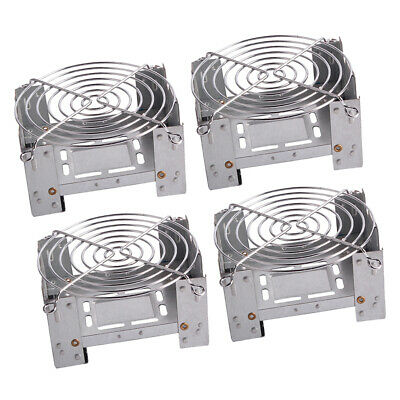 4pcs Portable Camping Picnic Alcohol Stove Oven Outdoor Burner w/ Cross Bracket