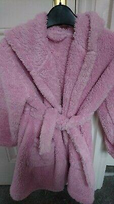 Girls dressing gown - Aged 4-5