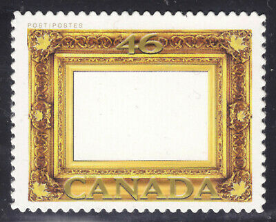 CANADA PICTURE POSTAGE #1853i 46c, 2000 DIE-CUT  from QUARTERLY PACK