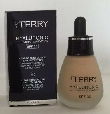 By Terry-Hyaluronique Hydra Foundation-Nº300 C -Prix Public54€