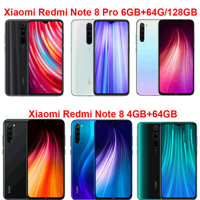 Xiaomi Redmi Note8 Pro / Redmi Note8 / Xiaomi Redmi 8 4G Handy Globale Version