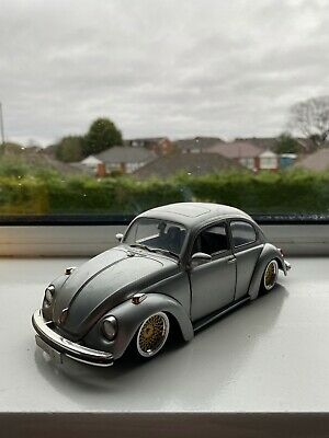 1/18 Revell VW Volkswagen Beetle 1302S Kafer Modifies Tuning Euro Look Aircooled