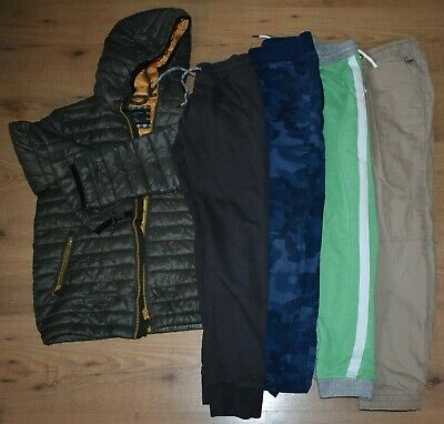 Used VGC Boys Bundle GAP H&M Next Reserved Jacket Trousers Joggers 130-140 8-10y