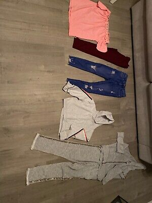 Girls Childrens Kids Clothes Bundle Age 11-12 Years River Island Next